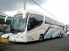 Scania irizar pb autobuses turísticos de Puebla México