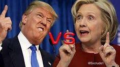 Trump Vs Clinton. Quien gana? - #debatepresidencial #hillaryclinton #trumpvshillary #debate2016 #presidenciales2016 #clintontrumpdebate #trump2016 #eleccionesusa #eleccionesusa2016 #
