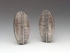 Baharal & Gnida- fold earrings
