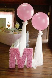 Ling's moment Giant Pink Balloons + Paper Tassel Tail Garland Banner for Wedding Bridal Shower Baby Shower Birthday (gold+pink+white) Birthday Decorations, Baby Shower Decorations, Birthday Party Themes, Birthday Ideas, Birthday Celebration, Ballerina Party Decorations, Table Decorations, Pumpkin Decorations, Baptism Decorations