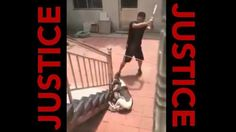 Animal Cruelty for beating dog with baseball bat to torture and kill dog...we need justice
