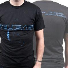 OFFICIAL ~ BELIEVER Spiral T-Shirt