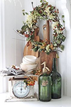 French Country Charm – Vibeke design 47 Amazing Minimalist Decor Ideas That Look Fantastic – French Country Charm – Vibeke design Source Country Farmhouse Decor, Farmhouse Interior, French Farmhouse, Farmhouse Chic, French Country Decorating, Kitchen Country, Cottage Farmhouse, Fall Home Decor, Autumn Home