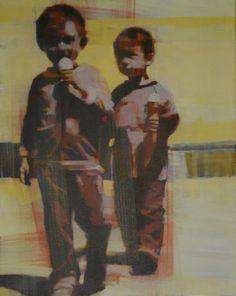 paintings.2015 : mark horst studio