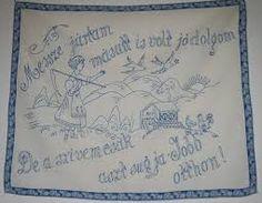 """Képtalálat a következőre: """"régi magyar falvédők"""" Hungarian Embroidery, Hungary, Embroidery Patterns, Vintage World Maps, History, Clothing, Animals, Art, Needlepoint"""