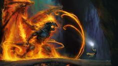 Fantasy Demon Wallpaper » WallDevil - Best desktop and mobile wallpapers