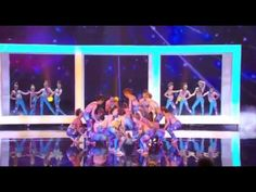 2013 SAISON 8 INNOVATIVE FORCE acrobates 8-19 ans #3 semi finale Top 20