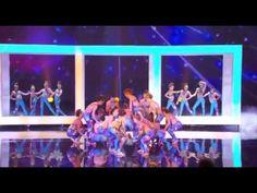 2013 SAISON 8 INNOVATIVE FORCE acrobates 8-19 ans #3 semi finale Top 20