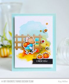 My Favorite Things HARVEST MOUSE Clear Stamps - Google 検索