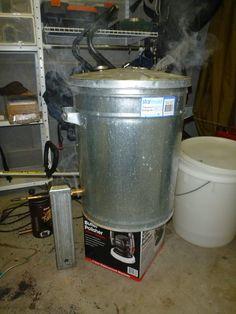 Cold Smoke Generator (Pic intensive) - Overclockers Australia Forums