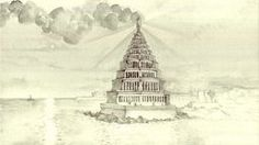 The Lighthouse of Alexandria, Ancient Egypt