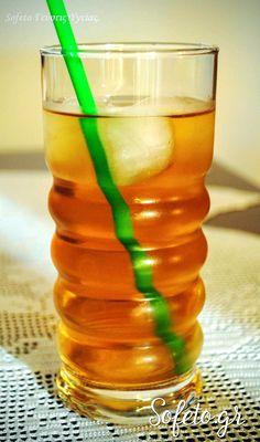 Δροσιστικό αναψυκτικό με λουίζα και Ginkgo billoba,χωρίς ζάχαρη!
