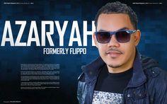 Flipo tells the OMG Team how he became Azaryah. - OMG Digital Magazine