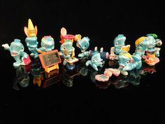 Ferrero, Table Games, Vintage Toys, Whale, Dinosaur Stuffed Animal, Miniatures, Box, Life, Collection