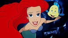 I got: Ariel! Which Disney Princess Do You Look Like?