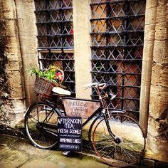 the Vaults and Garden Café, Oxford