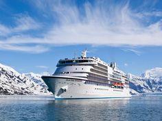 ALASKA - Seven Seas Navigator: Regent Seven Seas Cruises Cruise Ships : Condé Nast Traveler