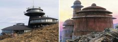 The Architecture Awakens: 8 Buildings Inspired by Star Wars - Architizer