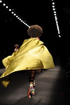 fause haten show / Sao Paulo Fashion Week