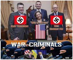 Los Zionazis de Kiev y Washintong empeñados en sacrificar a Europa por mantener vivo el NEGOCIO de la GUERRA en UCRANIA