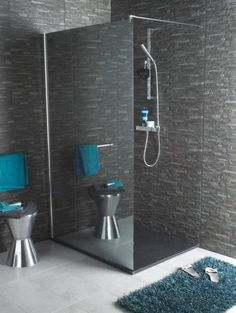 1000 images about salle de bain on pinterest deco devon devon and bathroom. Black Bedroom Furniture Sets. Home Design Ideas