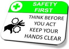 Think before you act: Safety first Safety Quotes, Safety Slogans, Funny Slogans, Campaign Slogans, Funny Posters, Workplace Safety, Safety First, Anti Bullying, Drug Free