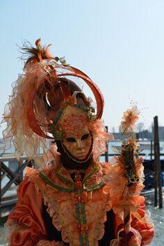 Carnevale Di Venezia - 2014 #05 von Wilfried Jurkowski
