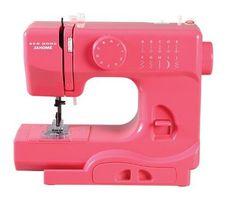 Pink Janome Pink Lightning Portable Sewing Machine Brand New! #Janome