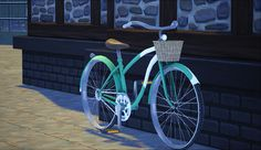 TS3-TS4 Smooth Cruise Bicycle (deco only) I loved...