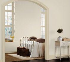 white walls cream trim | interior house ideas | pinterest | walls
