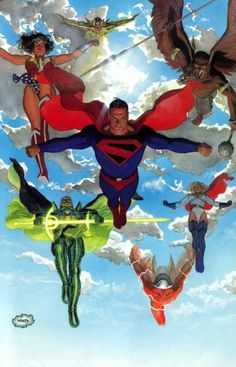 Kingdom Come (Alex Ross)