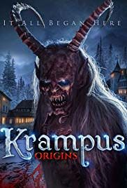 Krampus Origins 2018 Krampus Origins Krampus Movie Horror Movie Art