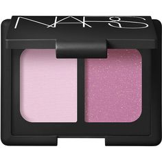 NARS Duo Eyeshadow Compact, Bouthan 1 ea ❤ liked on Polyvore featuring beauty products, makeup, eye makeup, eyeshadow, beauty, fillers, eyes, long wear eyeshadow and nars cosmetics