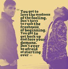 Foster The People Lyrics Quote