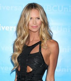 Elle MacPherson's long hair proves women can wear their hair long regardless of age!