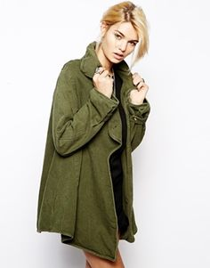 0bcc579cb1245 One Teaspoon Cavalry Coat with Military Detail  winter  musthave  coats   jackets
