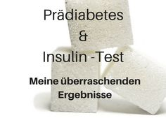 Prädiabetes Test, OGTT und LCHF – meine überraschenden Ergebnisse