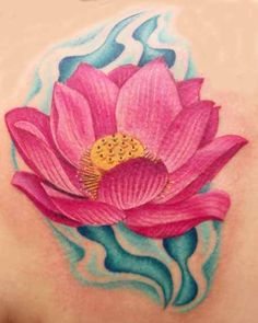 Lotus Flower Tattoos Designs Art Pictures Images a11