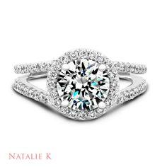 Be the envy of every girl with a little help from Natalie K. Capri Jewelers Arizona ~ www.caprijewelersaz.com