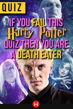 Harry Potter Quiz: Are you a Death Eater? Challenge your magical knowledge Harry Potter Quiz, Harry Potter World, Harry Potter Characters, Scary Dreams, Trivia Quiz, Personality Quizzes, Fun Quizzes, Nerd Stuff, Girly Stuff