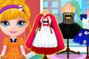 Baby Barbie Halloween Shopping Spree