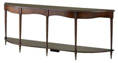 Bingham Console Table from Currey