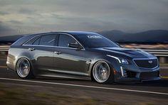 Cadillac Cts-V Archives - Motorward