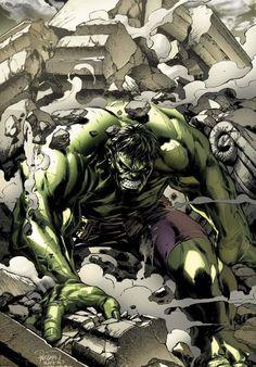 The Hulk | Artist: Carlo Pagulayan