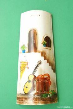 tejas pintadas a mano - Otras Ventas - Pilar de la Horadada