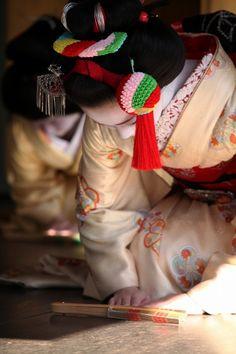 北野天満宮 追儺式2 舞踊奉納1 : ゲジデジ通信