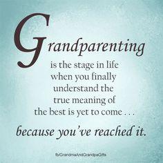 Love it! #grandparenting #aging #grandparents