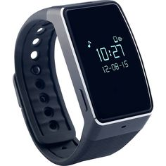 ZeWatch3 Smartwatch (black). Bluetooth. Calculates Calories Burned & Steps. Caller Id. Sweat-, Rain- & Splash-resistant. Compatible With IOS, Android & Windows.