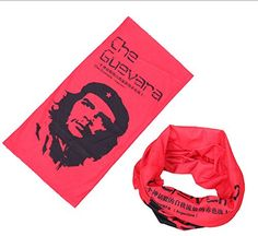 Muzeli Headband [Prints]-mutiple Sports Headwears-neck Gaiter, Bandana, Balaclava, Helmet Liner, Mask Perfect for Athletic and Casual Wear (Guevara) MuzeLi http://www.amazon.com/dp/B00YOXWNF4/ref=cm_sw_r_pi_dp_NdQBvb0DJJCCY