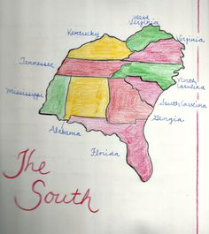 North American Geography Curriculum Guide - A Waldorf Journey 5th Grade Geography, Us Geography, Chalkboard Pictures, Chalkboard Drawings, Waldorf Curriculum, Waldorf Education, Us History, American History, North America Geography